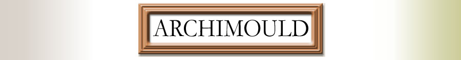 Click To Enter the Archimould web site for   Crystograph and Decorative Mouldings for renovators,   builders and architects by Archimould